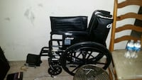 black and gray electric wheelchair Las Vegas, 89104