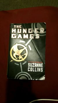 The hunger games book Modesto, 95351