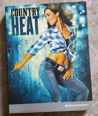Country Heat from Beachbody, new and sealed  Cambridge, N1R 7L5