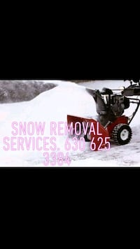 Snow plowing Bensenville, 60106