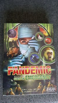 Pandemic:state of emergency expansion set Winnipeg, R2W 4Y8