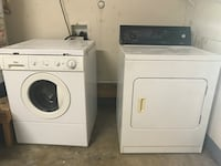 white washer and dryer set Harker Heights, 76548