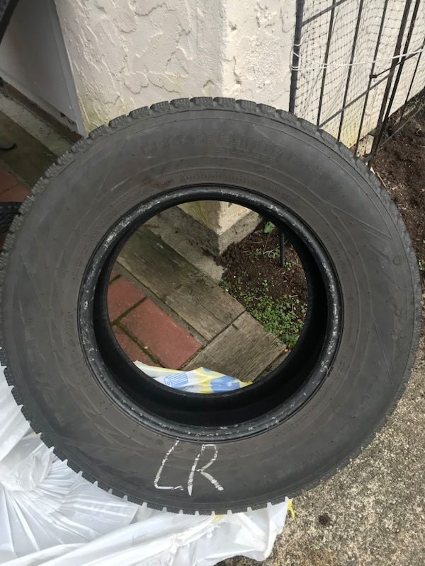 Snow tires for SUV!!! df7eacce-4787-41b7-bbed-7a084546a31b