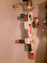 Nerf gun and crossbow  excellent  working condition  w/darts Springfield, 22152