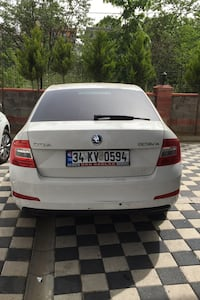 2014 Skoda Octavia 1.6 TDI CR 105 HP AMBITION Sancaktepe