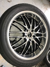 "20"" wheels 5x120 bolt pattern, North Vancouver, V7L 1B3"