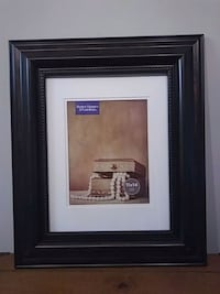 brown wooden framed painting of house Pasadena, 21122