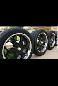 "22"" wheels and tiers  Hanford, 93230"