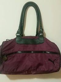 Maroon Puma Gym Bag Winnipeg, R2H 0P7