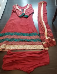 Indian outfit 3pcs Mississauga, L4T 2E7