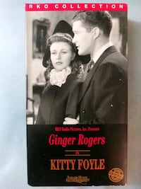 Kitty Foyle vhs