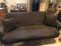 Brown corduroy futon pillows included good quality  Sykesville, 21784