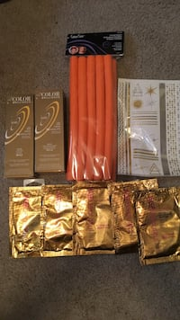 Hair products and body sticks all new never used  Graton, 95444