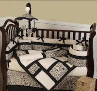 Crib Cheetah Bedding Set Ottawa, K2B