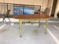 Antique dinning room table (purchase with dinning room chairs and save $25) Delray Beach, 33483