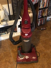 red and black Dirt Devil upright vacuum cleaner Las Vegas, 89110