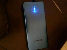 Type S jump starter and portable battery back