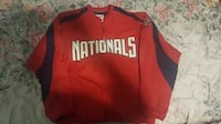 Washington Nationals windbreaker San Fernando, 91340