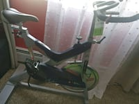 black and gray stationary bike Lombard, 60148