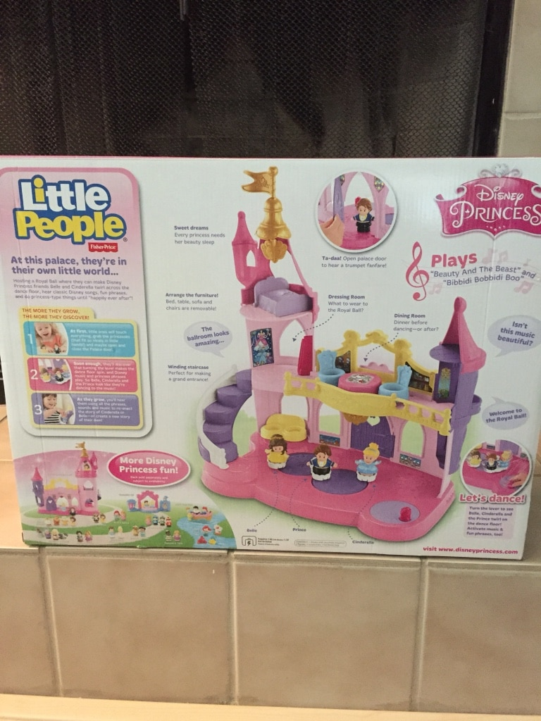 Photo Little People Musical Dancing Palace