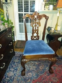 Chippendale chair $50.00 need the space