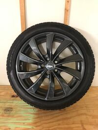 4x rims and winter tires for Tesla Model S/X Springfield, 22153