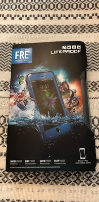 Iphone 7/7s plus lifeproof fre case blue  Bloomingdale, 60108