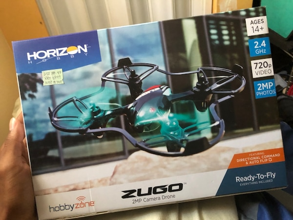 Hobby zone 2MP RC drone