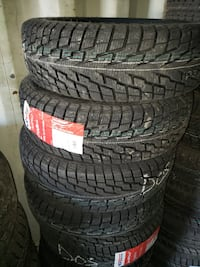NEW* 175/65 R14 Studdable GT Radials Winter tires- set of 4 EDMONTON