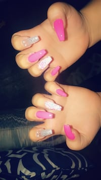 Nails!!  Youngstown, 44509