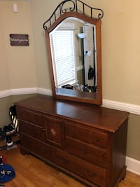 "Dresser w/mirror 58.75"" wide Township Of Washington, 07676"
