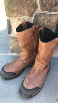 Pair of Red Wing Safety Work Boots, size 12D Lorton, 22079
