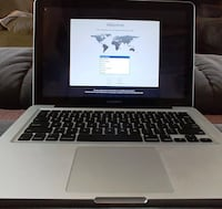 "Apple MacBook Pro 13.3"" Laptop LED Intel i5 3210M 2.5GHz 4GB 500GB - MD101LLA Silver Spring, 20902"