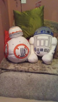 Authentic Star Wars Plush  Dallas