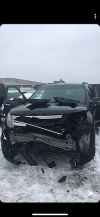 Ford - Explorer - 2014 Mississauga