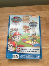 Paw Patrol board game Whitby, L1P