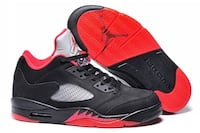 Nike air jordans 5 low cut size 3.5 Y Oakville