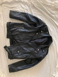 Black leather jacket small Odenton, 21113