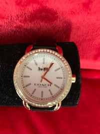Coach wristwatch, new with tags $95.00 Dallas, 75287