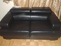 Dark colour leather chair Toronto, M9V 3Z8