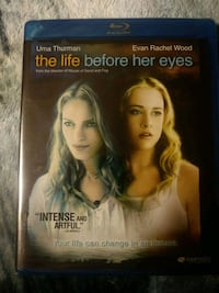 The Life Before Her Eyes Blue Ray