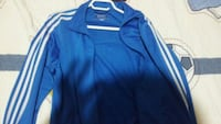 blue and white Nike zip-up jacket Laval, H7P 3N6