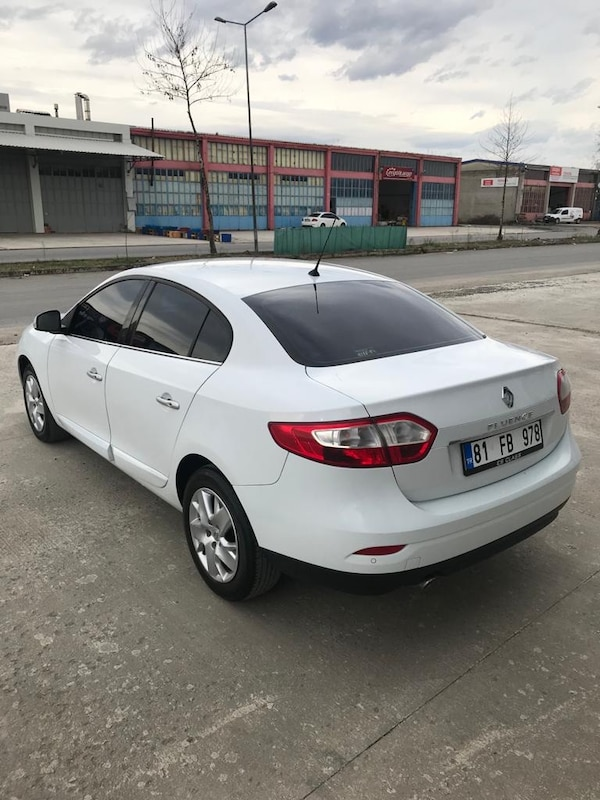 2014 Renault Fluence TOUCH 1.5 DCI 90 BG 3