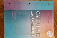 Calculate with Confidence Mosby 3rd Ed RN Nursing 164 mi