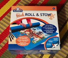 Brand new Puzzle Roll and Stow