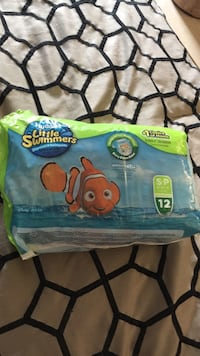 10 swim diapers size S Langley, V1M 3X3