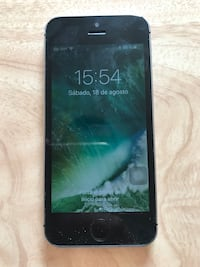iPhone 5s, 16 gb, negro, libre Эльче, 03202