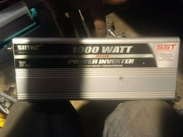 1000 Watts power inverter