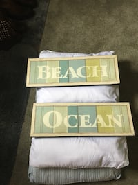 Beach and ocean wall plaques Old Monroe, 63369