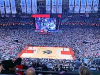 Toronto Raptors Season split opportunity for you LOWER BOWL tickets!!  Toronto, M8Z 1C6